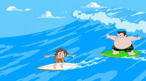 image lawn gnome beach party of terror102 jpg phineas and ferb
