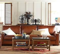 pottery barn basic sofa slipcover pottery barn sleeper sofa turner square arm leather sleeper sofa