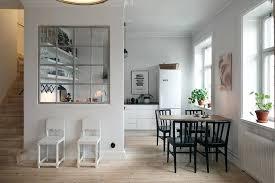 cloison cuisine salon entre la cuisine et le salon cloison ou verriare e interiorconcept