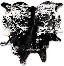 Black And White Rugs Black And White Cowhide Rug On Sale