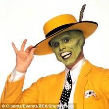 the mask costume jim carrey lavishes praise on adele s mask costume