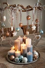 die besten 25 tischdeko weihnachten ideen auf