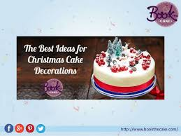 fun and easy christmas cake decorations that you can try at home