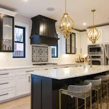 kitchen backsplash ideas with white cabinets houzz 75 beautiful mediterranean kitchen with white backsplash