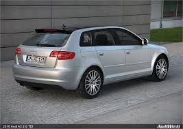 2010 audi a3 2 0 tdi clean diesel reference usa data