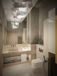 houzz bathroom lighting ideas grey glass tiles mosaic wall design