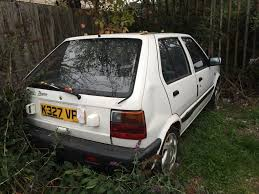 nissan micra for sale gumtree nissan micra 1 0 k reg spare repair in shropshire gumtree