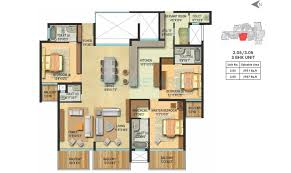 3 bhk 3000 sq ft apartment for sale in century renata at rs