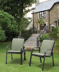 Lifestyle Garden Furniture Metal Ena Companion Set Grovewell