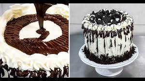 Best Chocolate Cake Decoration Best Chocolate Cake Creations Lovely Chocolate Cake Decorating
