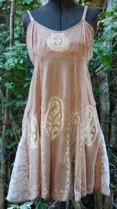 indian cotton hippy boho dress by east with anokhi this delicious