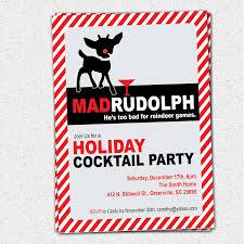 cocktail party invitation party invitations terrific funny christmas party invitation