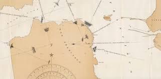 Guantanamo Bay Map San Francisco Bay Musings On Maps