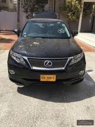 lexus car 2010 lexus rx series 450h 2010 for sale in karachi pakwheels