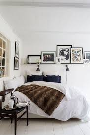 best 20 white studio apartment ideas on pinterest studio blue black and white multifunctional studio apartment with great art gallery walls are