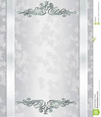silver and white invitations awe inspiring wedding invitation background theruntime com