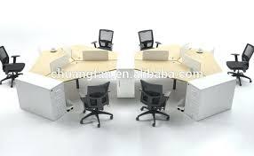 Office Workstation Desk 3 Person Workstation Wyskytech