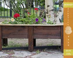 Cheap Planter Boxes by Outdoor Planter Etsy