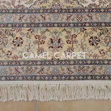 Silk Oriental Rugs Large Handmade Natural Silk Oriental Persian Rugs Modern Camel Carpet