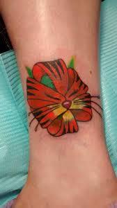 tiger flower by mentalstateofmind on deviantart