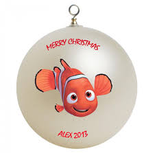 finding nemo personalized ornament giftsfromhyla