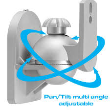 Speaker Wall Mounts Buying Speaker Mounts For Home Theater A Full Buyers U0027 Guide