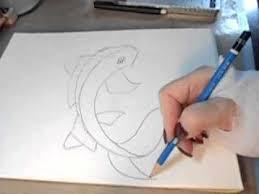 draw a koi fish beginner syle youtube