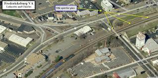 Amtrak Map East Coast by Railfan Guide To Fredericksburg Va