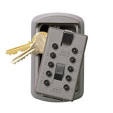 digital key lock box wall mount shop key safes at lowes com