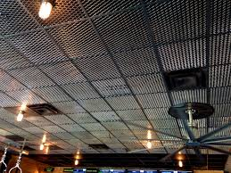 Decoration Likable Acoustic Suspended Ceiling Metal Panel Doka