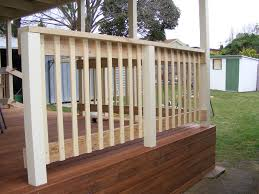 Exterior Stair Handrail Kits How To Build A Deck Handrail On Stairs Deck Design And Ideas
