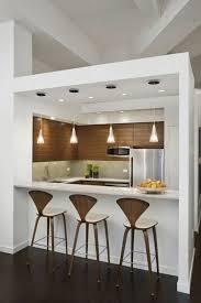 amenager cuisine ouverte plans maison en photos 2018 petits espaces aménager une