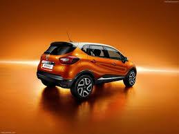 Renault Captur 2014 Pictures Information U0026 Specs