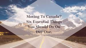 6 essential things to do on day 1 working holiday in canada