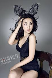 introducing chinese actress zhu zhu making