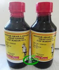 Minyak Lawang minyak gosok akar lawang cap kakatua asli kaltim pusat ramuan asli
