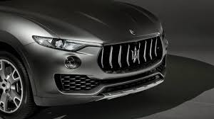 matte black maserati price 2018 maserati levante luxury suv maserati usa