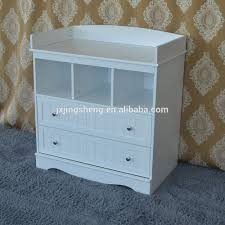 Baby Change Table En Friendly Furniture Safe High Quality White 3 Layer Baby