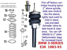 bmw e36 suspension trust the air suspension ride pros find exclusive deals on