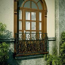 elegant faux balconies for summer home makeovers hooks u0026 lattice