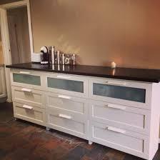 chambre brimnes rangement cuisine à base de commode ikea bidouilles ikea