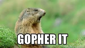 Alan Meme - gopher it gopher alan meme generator