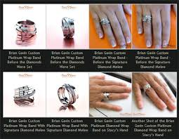 custom wedding bands insights to custom made wedding bands you never knew