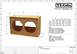 2x12 Guitar Cabinet How Hard Is It To Build A Cabinet Telecaster Guitar Forum