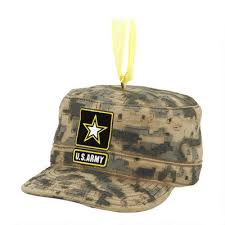 army cap army strong ornament army ornament and