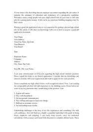 resume cover letters exles resume cover letter exles for high school students best