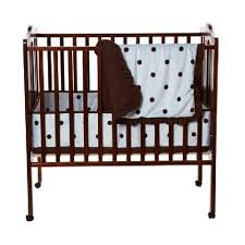 Mini Crib Sets American Baby Company 3 Portable Mini Crib Set With Large
