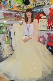wedding dress donation touching anonymous wedding dress donation