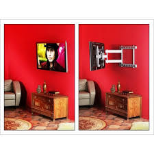 tv wall mount swing out premier mounts universal swingout arm wall mount next day