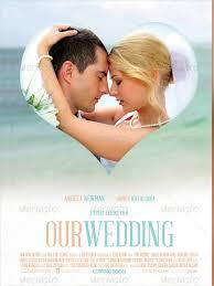 wedding poster template wedding poster wedding photography